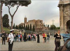 Sicurezza a Roma