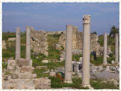 Side - antike Stadt
