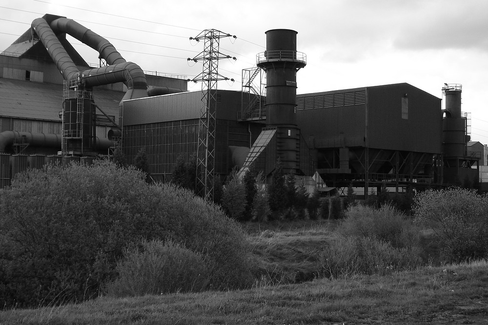 Sidenor heavy forge factory, Reinosa - Northern Spain