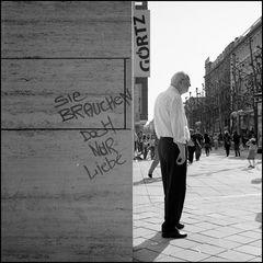 Sie brauchen doch nur Liebe - Stuttgart 2009