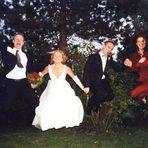 Sie haben geheiratet, juuhhhuuuuu !!!!!!!!!!!!!!!