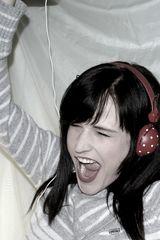 Sie hätte DJ, nicht Bestatter werden sollen...