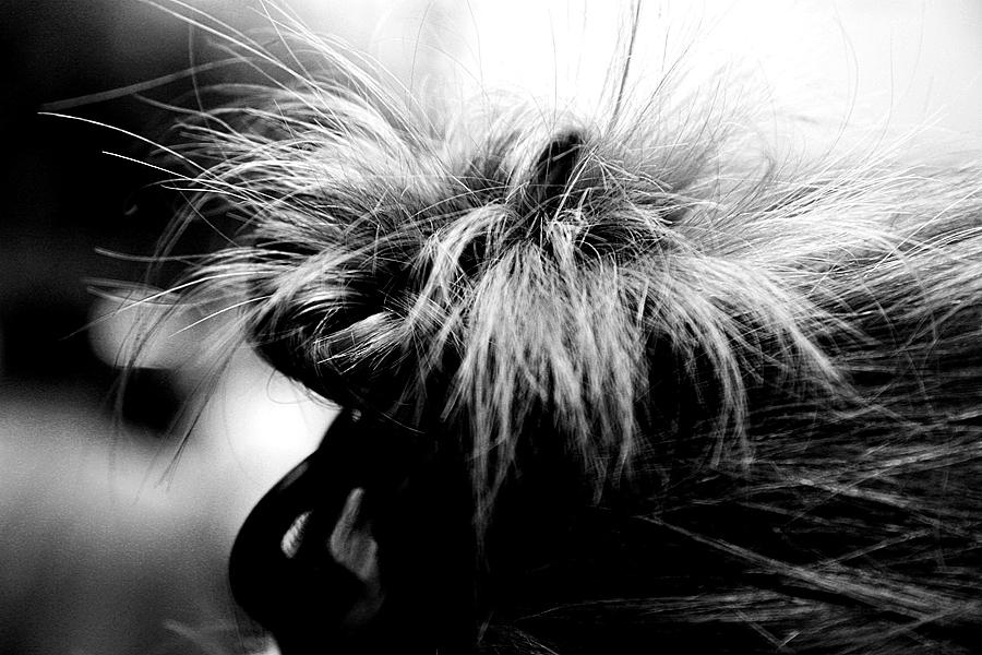 Sie hat die Haare schön *träller*