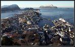 Sie liegen Dir zu Füßen: die verzauberte Stadt und das weite Meer ...
