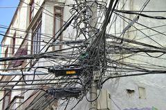 Sie wünschen einen Stromanschluß? Kein Problem ...