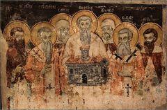 sieben heilige
