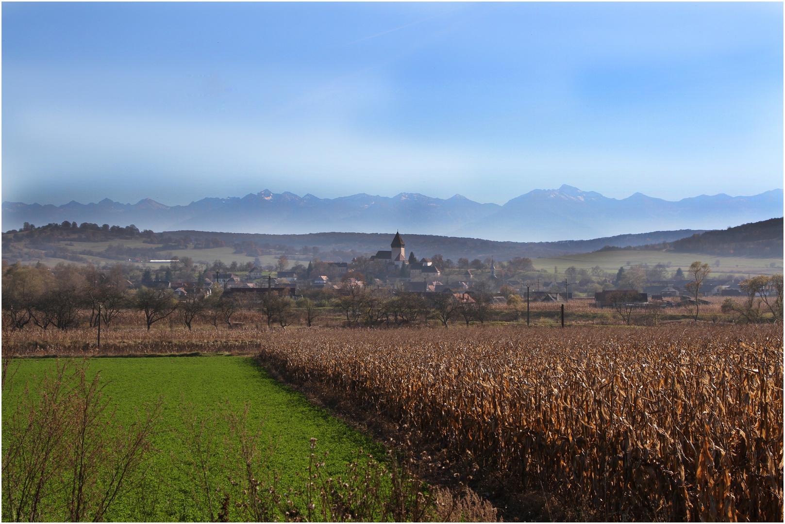 Siebenbürgische Aussicht
