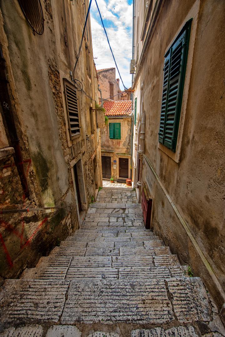 Siebenik - Kroatien