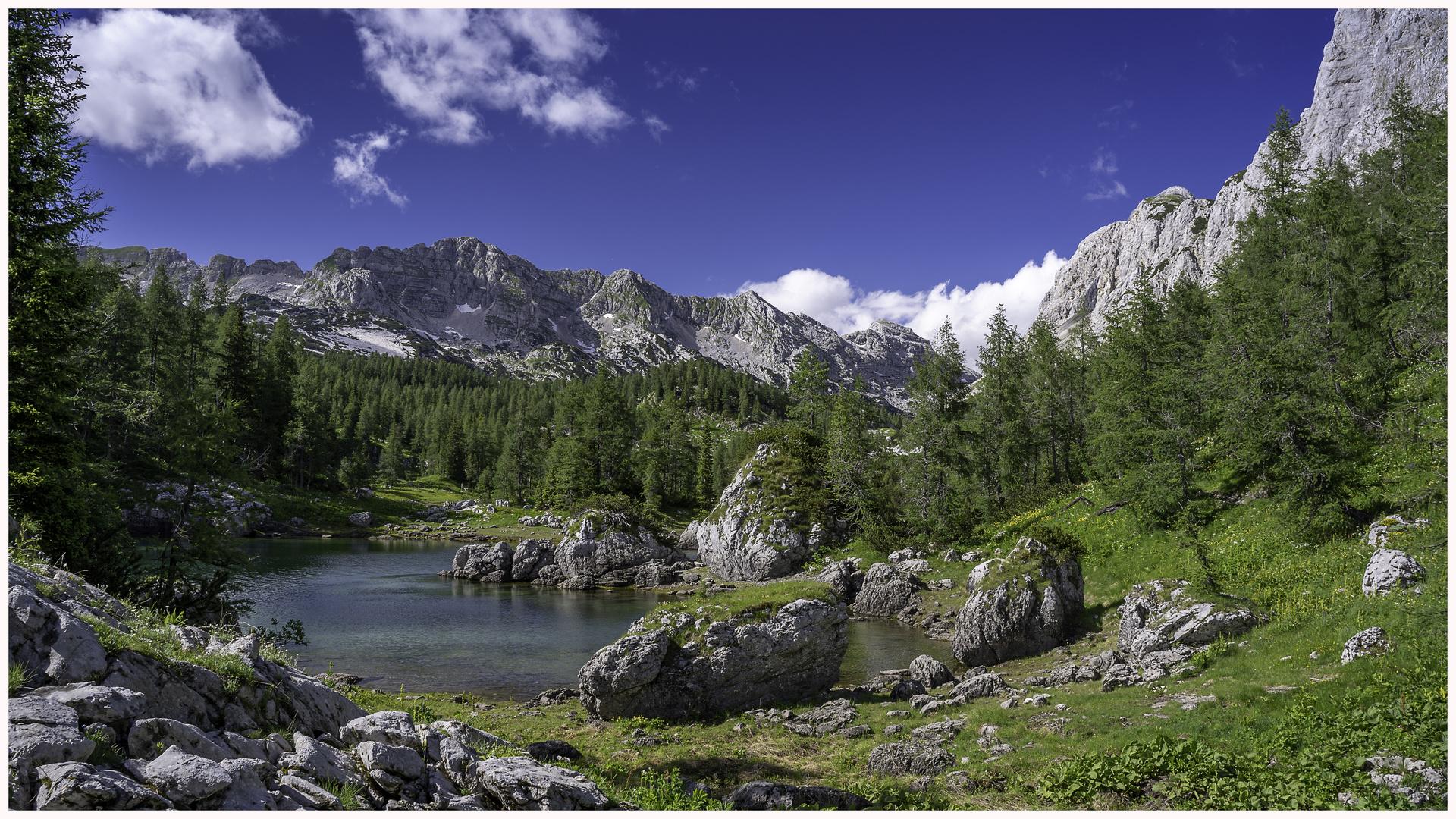 Siebenseen Slowenien Foto & Bild   europe, alps alpen alpes, international regions Bilder auf ...