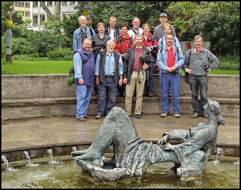 Siebtes Stereotypentreffen in Hanau 17.5. - 21.5.07