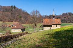 Siechenhaus und Bartholomäus- Kapelle