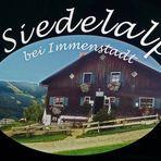 """""""Siede Alpe Plakat"""""""