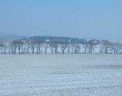 °°° Siedlung Windbock Stolzenhain - Eine Bockwindmühle - war einmal °°°