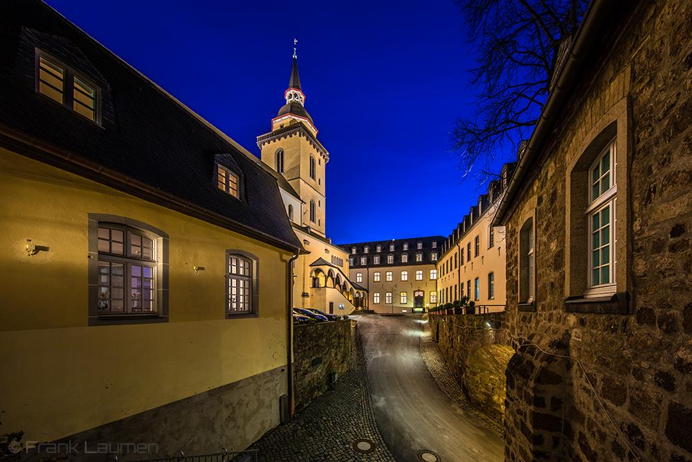 Siegburg - Abtei Michaelsberg