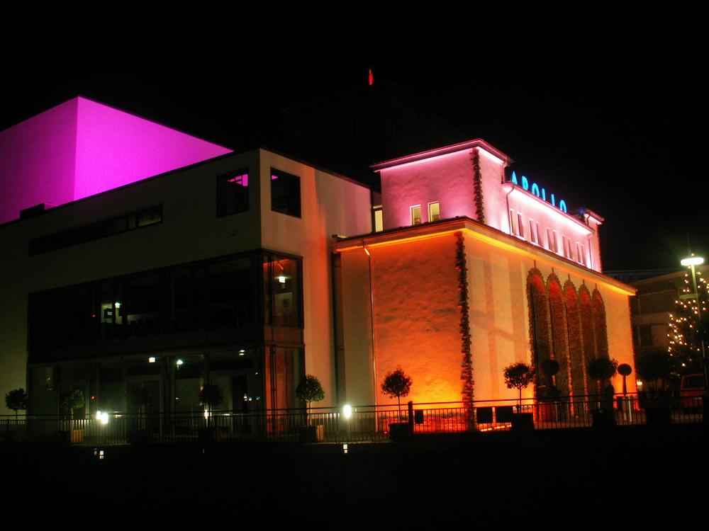 Siegen 3 - Apollo Theater