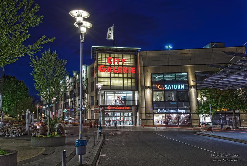 Siegen city galerie foto bild architektur stadtlandschaft stadtlandschaften bei nacht - Architektur siegen ...