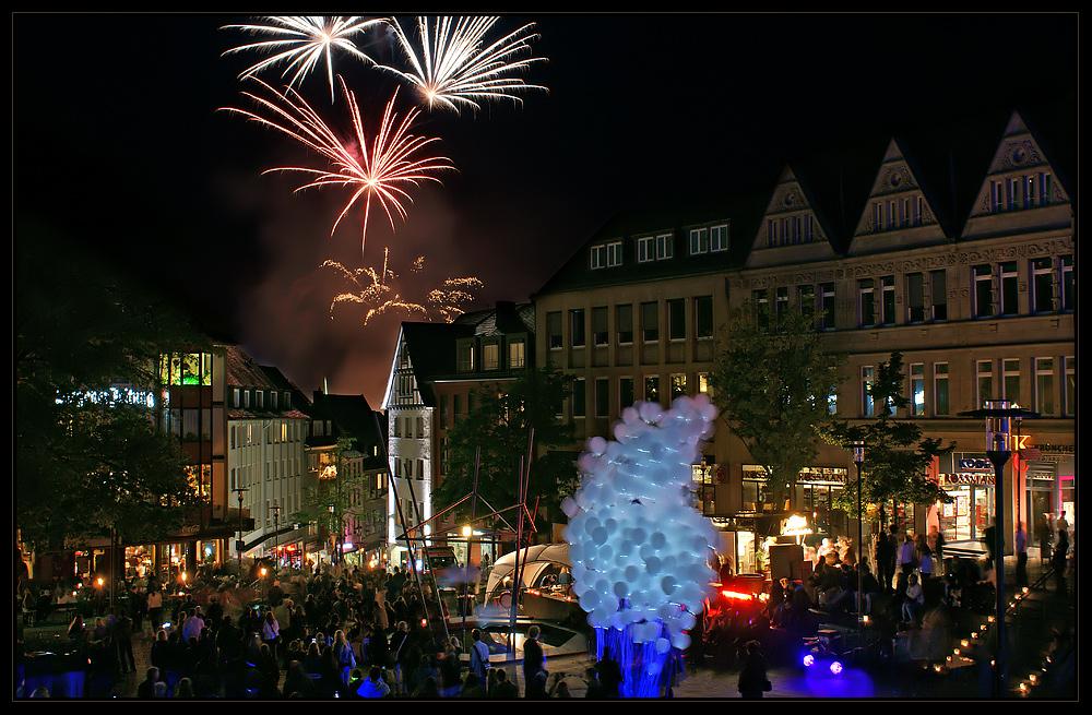 Siegen - Nacht der 1000 Lichter