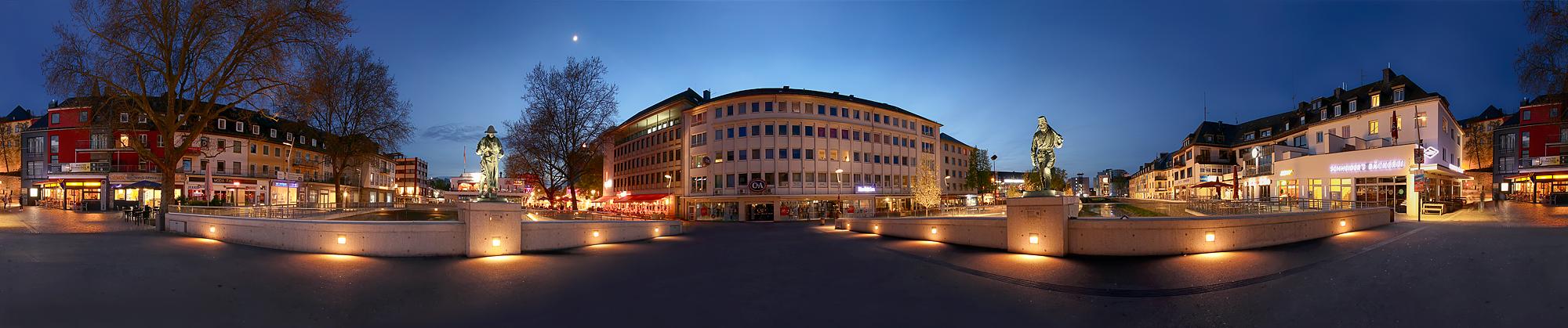 Siegen panorama foto bild architektur deutschland versteckt bilder auf fotocommunity - Architektur siegen ...