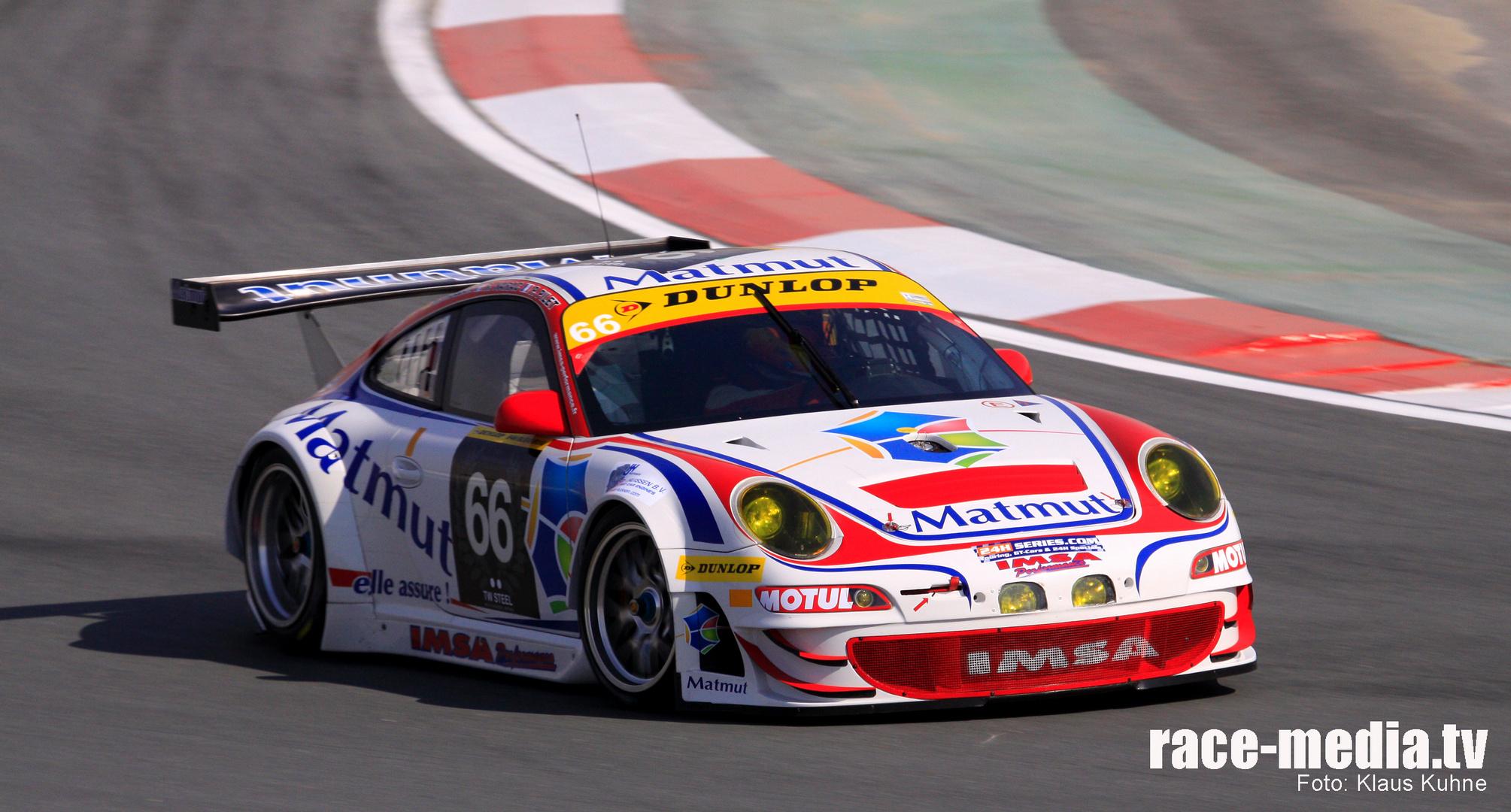 Sieger 24h Rennen Dubai 2010