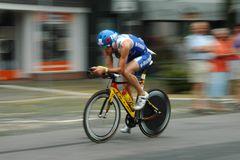 Sieger beim Ironman Frankfurt 2010