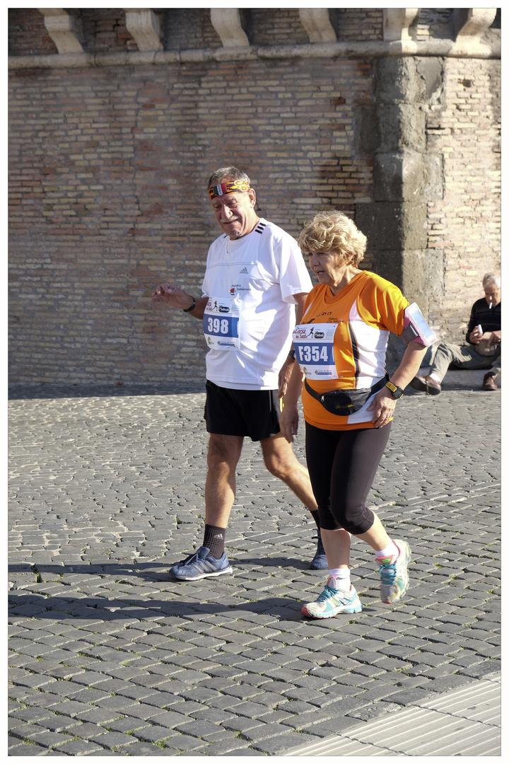 ***Sieger*** Rom-Marathon - La Corsa dei Santi