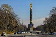Siegessäule Berlin - Goldelse -