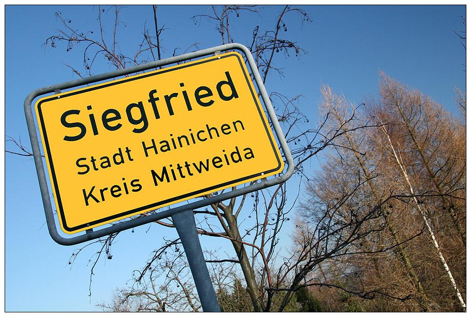 """""""Siegfried"""""""