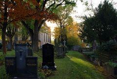 Siehst du die wahre Schönheit eines Friedhofs??