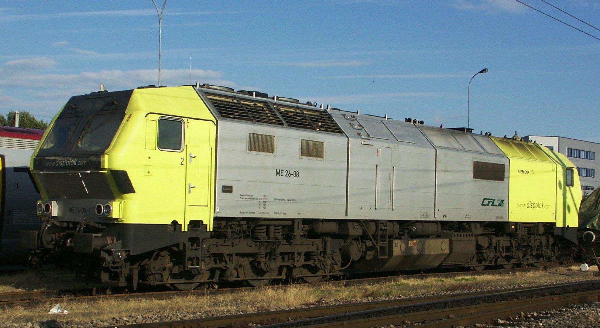 Siemens ME 2608