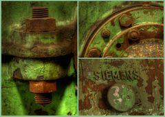 SIEMENS - Turbinenhalle Krupp
