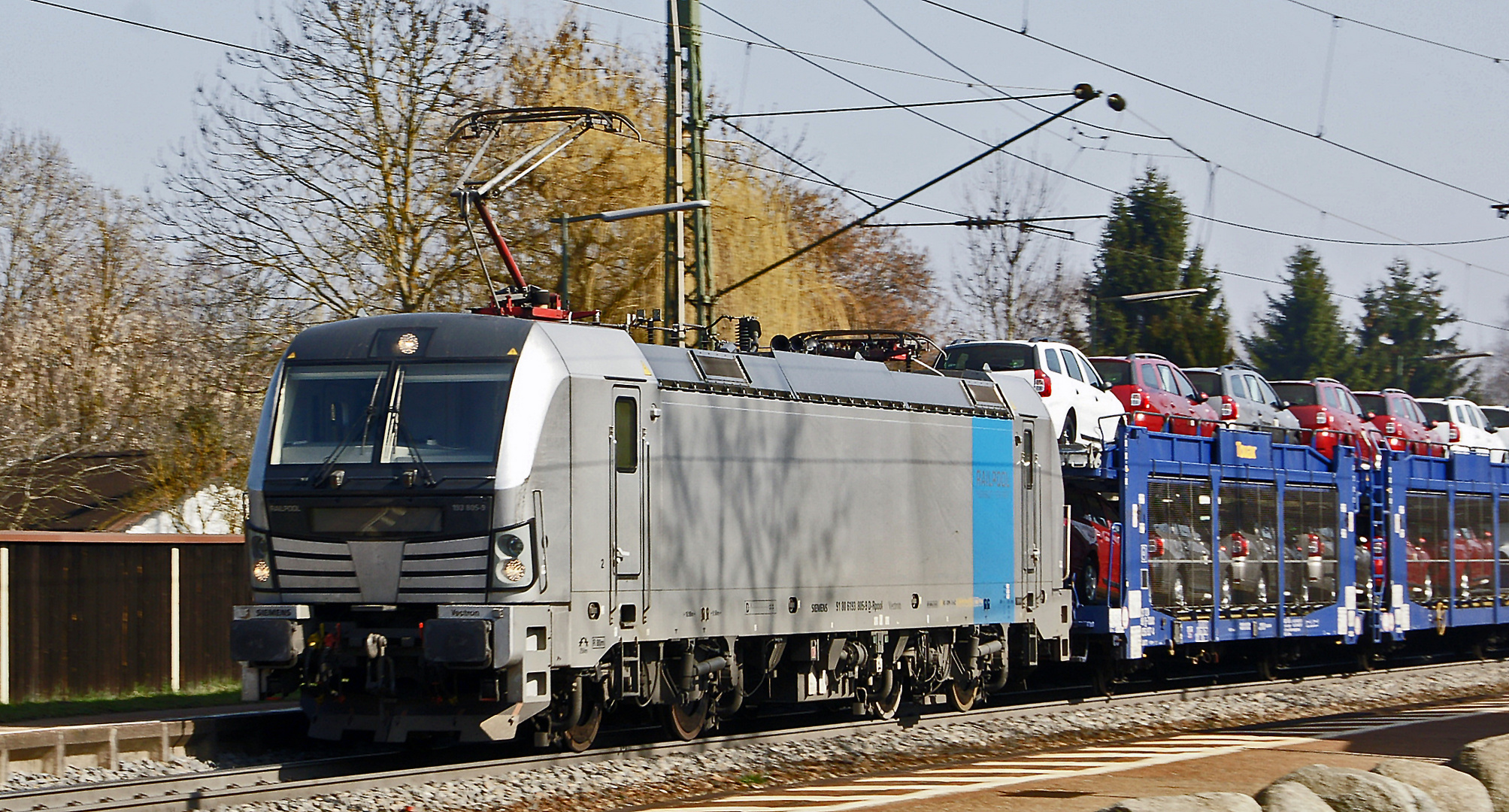 Siemens Vectron AC 193