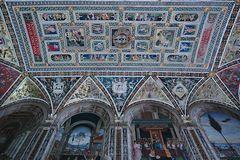 Siena - Bibliothek im Dom