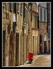 Siena   centro storico  II