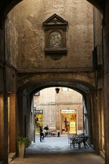 Siena - doppelter Durchblick