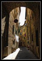 Siena - Im centro storico