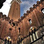 Siena - Palazzo Pubblico (interno)