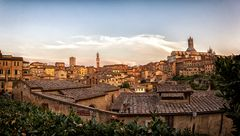 Siena Panorama!