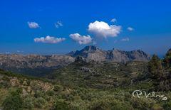 Sierra de Bernia a Tarbena