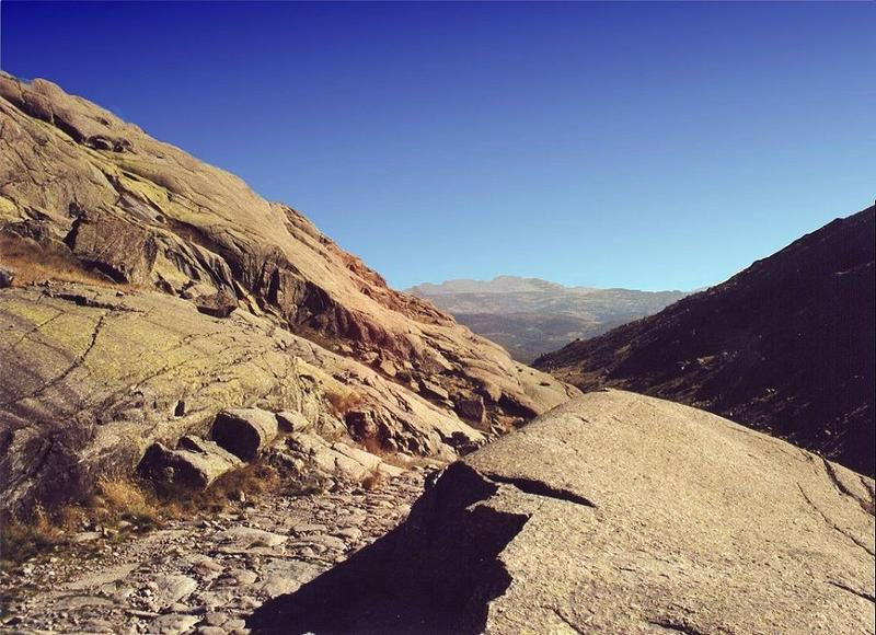 Sierra de Gredos Juli 2001