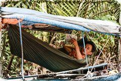 Siesta am Mekong #2