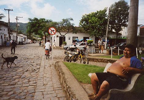 Siesta Braziliera