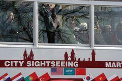 Sightseeing...
