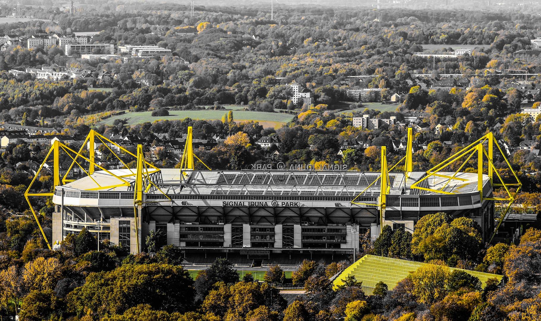 Blöcke Signal Iduna Park