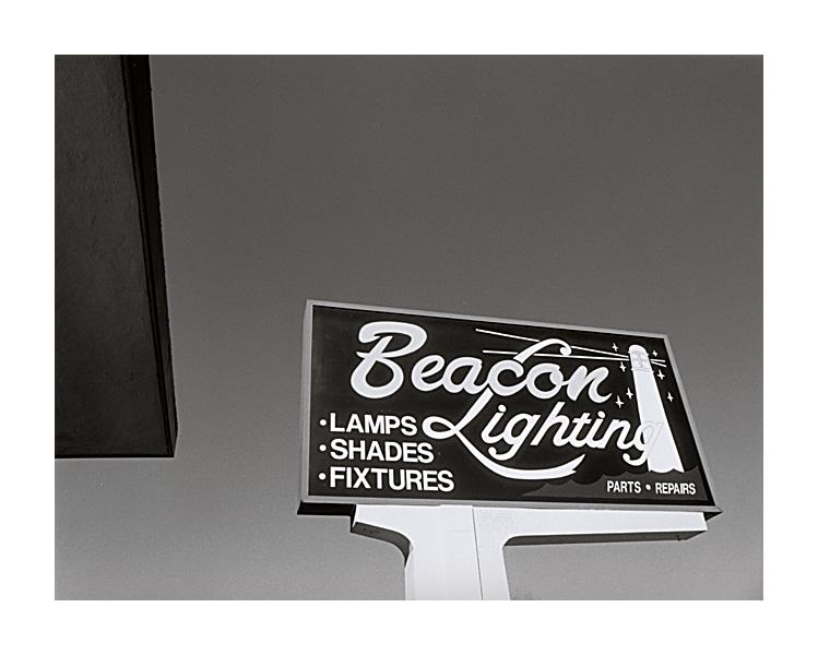 Signs VII - Beacon Lighting