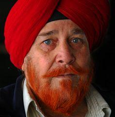 Sikh aus dem Punjab