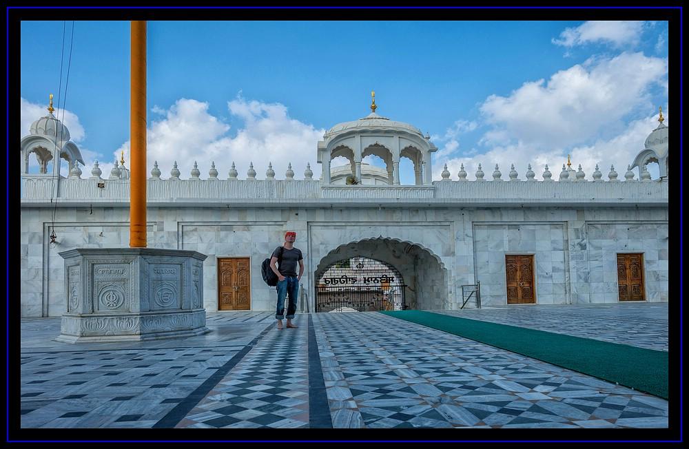 Sikh-Tempel in Pushkar