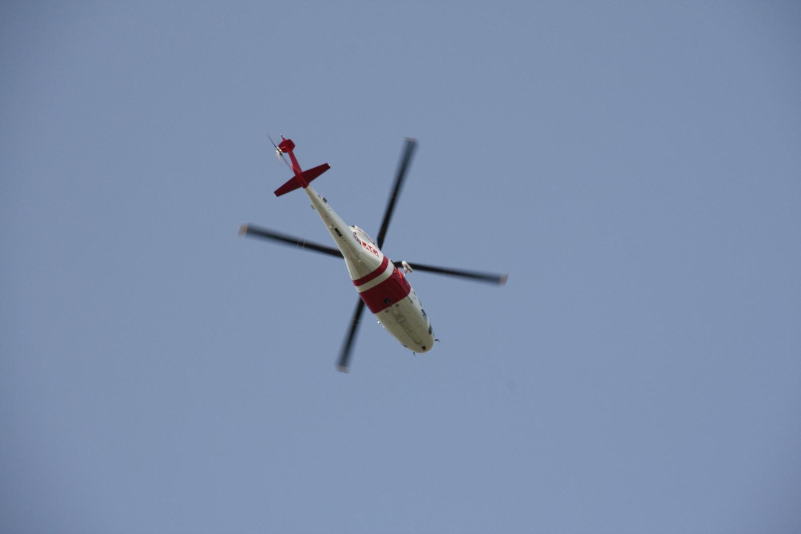 Sikorsky D-HULK S-76 A