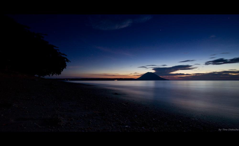 - Siladen Island -