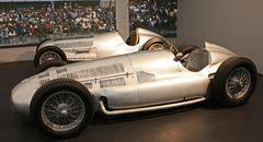 Silberpfeile, Mercedes Benz, W125
