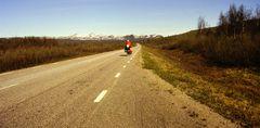 Silberstrasse (Schweden nähe Polarkreis)